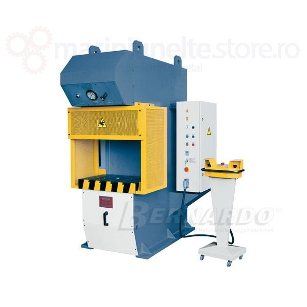 masini-unelte presa-cu-cadru-hidraulic-bernardo-model-hcp-60